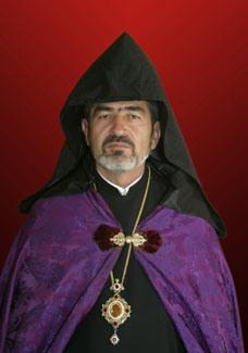 Գերաշնորհ Տ. Աբրահամ արքեպիսկոպոս Մկրտչյան
